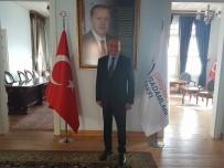 EYÜP SULTAN - Başkan Keleş'ten İnsan Ve Medeniyet Hareketine Ziyaret