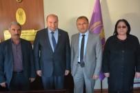 HAKEM HEYETİ - Başkan Köksoy'dan, STK'lara Ziyaret