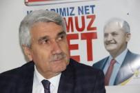 MUHAFAZAKAR - Başkan Musa Yılmaz Açıklaması Kütahya'da 3 Partinin Tabanı 'Evet' Diyecek
