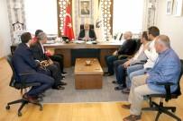 AY YıLDıZ - Başkan Orhan Açıklaması 'Sporcularımızın Elde Ettiği Başarılar Göğsümüzü Kabartmıştır'