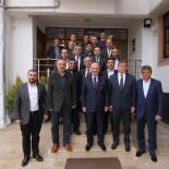 KAPATMA DAVASI - Başkan Revi Açıklaması '15 Yılda Yaptığımızı 5 Yılda Yapacağız'