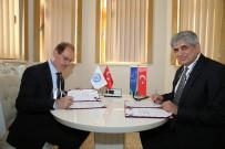 SELÇUK COŞKUN - Bayburt Üniversitesi İle Aras Elektrik, İşbirliği Protokolü İmzaladı