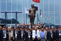 KUZEY KIBRIS - Büyükşehir Kıbrıs Gazileri'ni Yavru Vatan'a Gönderdi