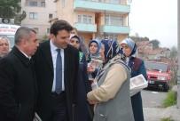 TÜRK HALKI - Çakır Mahallelerde, Başol Köylerde Çalıştı