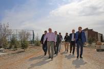 Çalışkan Açıklaması 'Türk Dünyası Kültür Parkı, Bambaşka Bir Dünya Olacak'