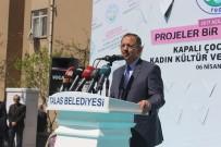 TALAS BELEDIYESI - Çevre Ve Şehircilik Bakanı Mehmet Özhaseki Açıklaması