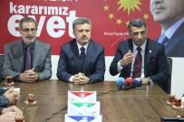 ENİNE BOYUNA - CHP'li Vekilden AK Parti'ye Ziyaret