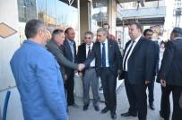 BARıŞ YARKADAŞ - CHP Milletvekilleri Yüksekova'da