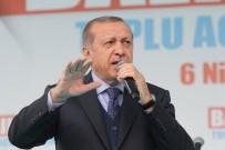 FATIH SULTAN MEHMET KÖPRÜSÜ - Cumhurbaşkanı Erdoğan Açıklaması 'Allah Bunların İntikamını Alacaktır'