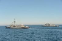 FIRKATEYN - Deniz Yıldızı Tatbikatı Karadeniz'de İcra Ediliyor