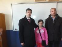 İŞİTME ENGELLİ - Engelli Kıza Eğitim Desteği