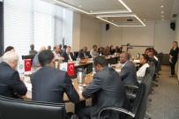 ETIYOPYA - Etiyopya Ticaret Heyeti Kayseri Ticaret Odası'nı Ziyaret Etti
