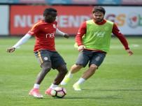 METIN OKTAY TESISLERI - Galatasaray'da Bruma Sevinci