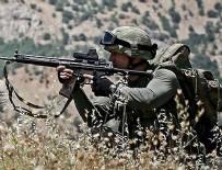 PKK - Hakkari ve Şırnak'ta operasyon