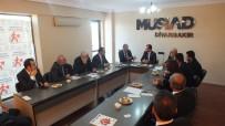 DENIZ YıLDıRıM - Halk Bankası'ndan MÜSİAD'a Ziyaret