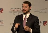 HİDROELEKTRİK - 'Hedef Petrol Depolamada 5 Milyon Tona Ulaşmak'