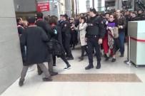 FİLİZ KERESTECİOĞLU - İstanbul Adliyesi'nde Avukatlara Müdahale