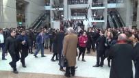 FİLİZ KERESTECİOĞLU - İstanbul Adliyesinde Arbede Açıklaması 8 Avukat Gözaltına Alındı