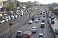 MİLLET CADDESİ - İstanbul'da hafta sonu bazı yollar trafiğe kapatılacak