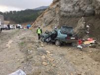 Kahramanmaraş'ta Kaza Açıklaması 1 Ölü, 4 Yaralı
