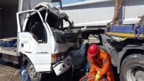 Kırıkkale'de Trafik Kazası Açıklaması 1 Ölü, 1 Yaralı