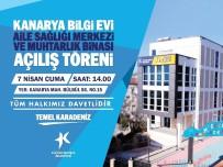 KANARYA MAHALLESİ - Küçükçekmece Belediyesi 11'İnci Bilgi Evini Kanarya'da Açıyor