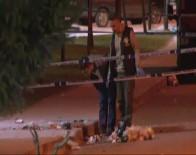 GÖRGÜ TANIĞI - Kuyumcu hırsızları vatandaşların üzerine el bombası attı