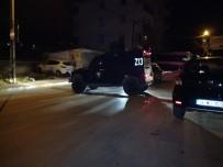E-5 KARAYOLU - Maltepe'de polise silahlı saldırı