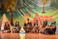 TOPLUM DESTEKLI POLISLIK - Mersin'de Öğrenciler Tiyatro İle Buluştu