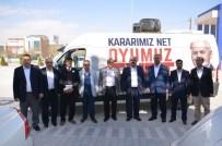 HALIL ETYEMEZ - Milletvekili Etyemez, Esnaftan Referandum İçin Destek İstedi