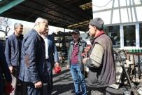 Milletvekili Kaleli, Referandum Çalışmalarına Devam Ediyor
