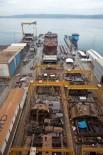 DENİZCİLİK SEKTÖRÜ - Milli Gemiler, Europort Turkey'de 35 Ülkenin Temsilcileri İçin Vitrine Çıktı