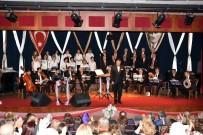 SES SANATÇISI - Nazilli Belediyesi Klasik Türk Musikisi Korosu Bahar Konseriyle Büyüledi