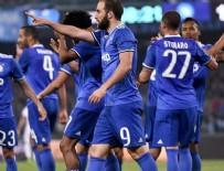 GONZALO HIGUAIN - Nefes kesen maç Juventus'un!