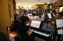 İŞARET DİLİ - Odunpazarı Belediyesi'nin 1100 Günü Etkinlikleri Devam Ediyor