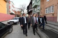 KENTSEL DÖNÜŞÜM PROJESI - 'Osmangazi'deki Kentsel Dönüşümde Kimse Mağdur Olmayacak'