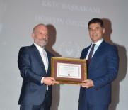 HÜSEYIN ÖZGÜRGÜN - Özgürgün'e 'Yakın Doğu Altın Anahtar Onur Ödülü'