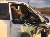 KAMYON ŞOFÖRÜ - Sandıklı'da Bir Garip Kaza