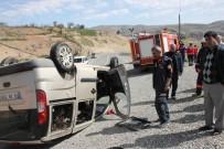 Siirt'te Trafik Kazası Açıklaması 5 Yaralı