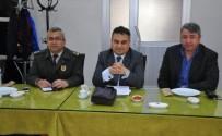 ÇAĞATAY HALIM - Simav'da Muhtarlar Toplantısı