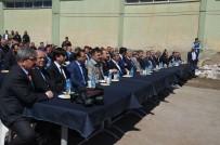 DENİZCİLİK SEKTÖRÜ - Tatvan'da Kurulan İlk Sivil Tersanenin Açılışı Yapıldı