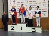 TEKVANDO - Ümitler Tekvando Şampiyonası'nın İlk Gününden 2 Madalya