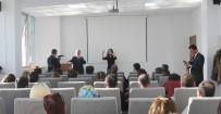 İŞİTME ENGELLİ - Üniversite personeline işaret dili eğitimi veriliyor