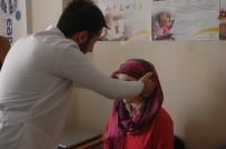 İŞİTME ENGELLİ - Van'da Engelli Bayanlara Yönelik İşitme Testi
