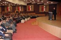 SÜLEYMAN TAPSıZ - 'Yeni Dünya Düzeni İnşasında Türkiye'nin Rolü Ve Karaman'ın Geleceği' Konferansı