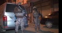 ÖRGÜT PROPAGANDASI - 159 Kişinin Gözaltına Alındığı DEAŞ Operasyonu Kamerada