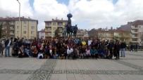 AKŞEHİR BELEDİYESİ - 67 Ülkeden 150 Öğrenci Akşehir'i Gezdi