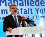SAVAŞ SUÇU - AK Parti Kayseri Milletvekili Taner Yıldız Açıklaması