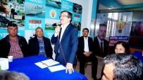 UĞUR AYDEMİR - AK Parti'li Aydemir Sarıgöl'de 'Evet'i Anlattı