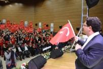 Aksaray'da 'Haydi, Konuş Bakalım' Münazara Yarışması Finali Yapıldı
